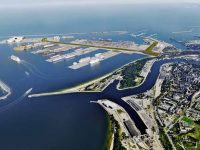 Porto de Gdansk com mega-plano de expansão