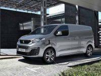 Peugeot e-Expert no segundo semestre de 2020