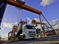Porto de Roterdão avalia camiões eléctricos