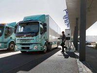Volvo comercializa camiões eléctricos