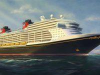 Disney Cruise encomenda três navios a GNL
