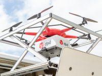 DPD França alarga entregas por drone