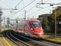 Alta Velocidade faz 10 anos em Itália