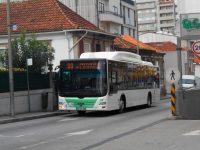 Autocarros a GNL: matrículas subiram 136%