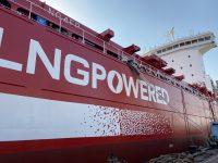 Containerships recebe quarto navio a GNL