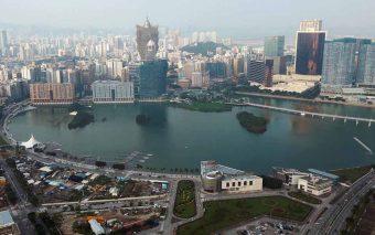 Exportações para Macau a crescer 23%