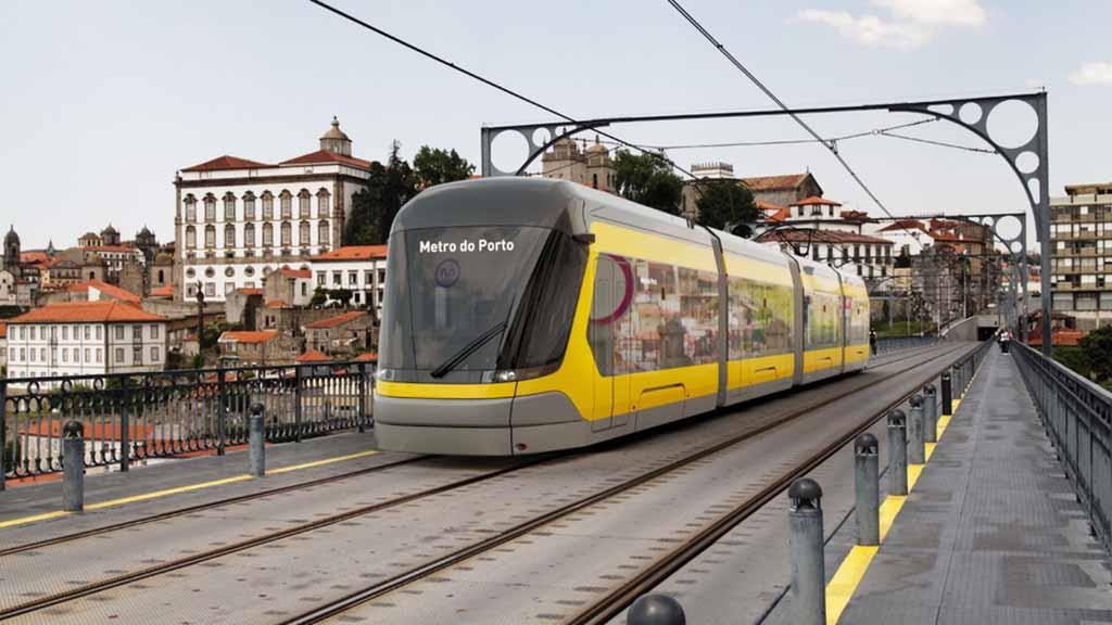 Metro do Porto investe 49,6 milhões de euros