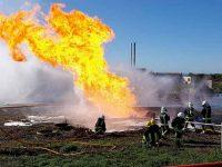 Sines simulou incêndio inédito com GNL