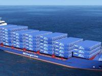 BG Freight lança serviço Dunquerque-Irlanda