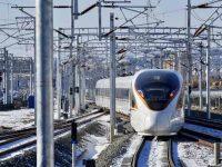 Alta Velocidade: China lança comboio autónomo