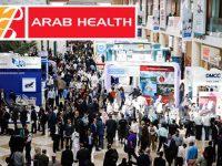 AEP voltou à Arab Health