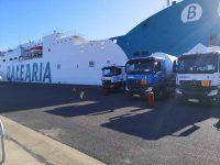 Baleària acelera abastecimentos de GNL