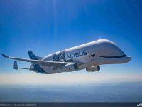 Airbus já voa com o Beluga XL