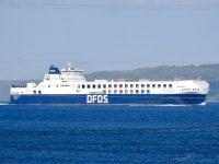 DFDS recebe quarto mega ferry
