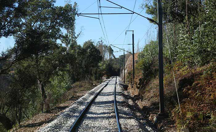 Portugal fechou 17% da rede ferroviária desde 1990