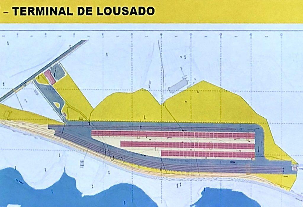 Medway anunciou o maior terminal da Península Ibérica em Lousado