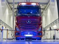 Mercedes investe 70 milhões na Alemanha