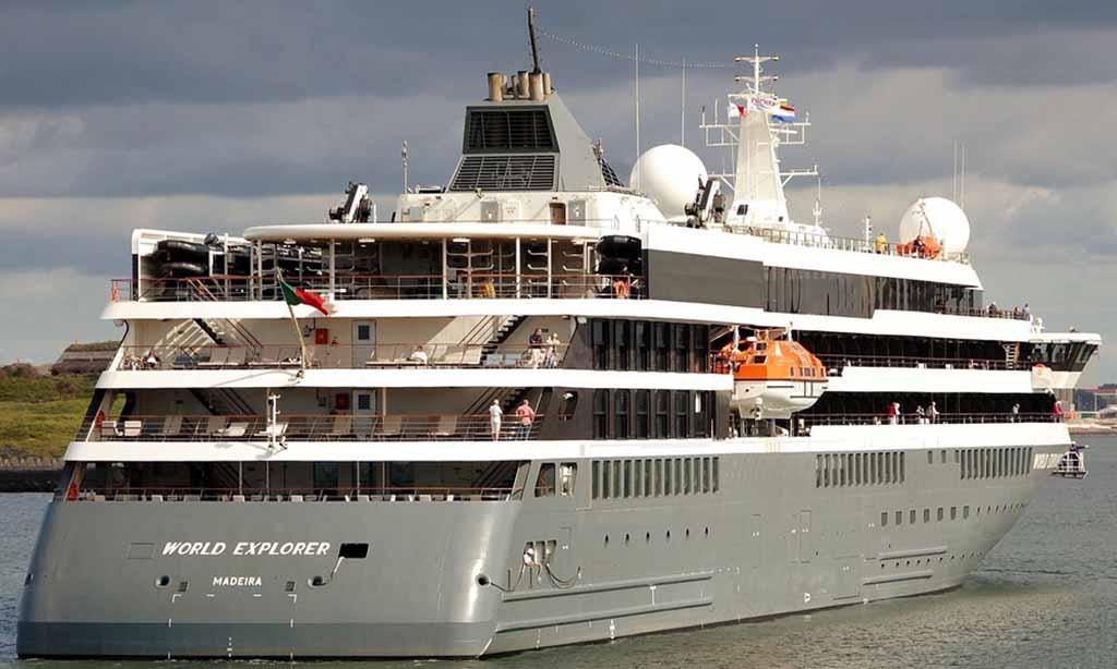 Mystic Cruises investe 110 milhões de euros em ano de pandemia