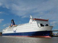 P&O Ferries suspende ro-ro Calais-Tilbury