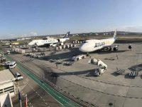 Saragoça cresceu 678% na carga aérea