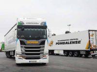Scania fornece camiões a GNL à Pombalense