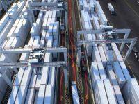 Yilport inicia automatização da Liscont e TCL
