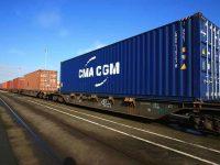 CMA CGM lança comboio em Itália