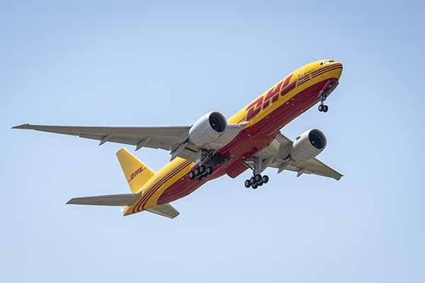 DHL conta com os novos aviões para aumentar a oferta e reduzir consumos e emissões
