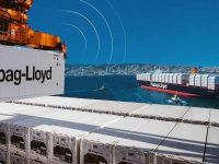 Hapag-Lloyd controla reefers à distância