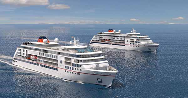 Hapag-Lloyd Cruises integrada na TUI Cruises