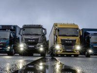 MAN revela nova geração de camiões TG