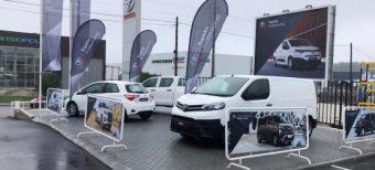 Toyota Professional estreia em Viseu