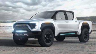 Pick-up da Nikola terá 1000 km de autonomia