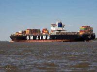SM Line junta-se à Maersk e MSC no trans-Pacífico