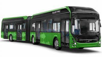 60 autocarros eléctricos Volvo para Malmö