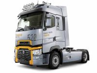 Renault lidera mercado de camiões em queda
