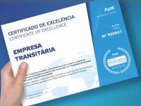 Excelência da APAT abrange 46 transitários