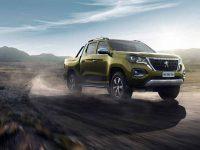 Peugeot anuncia pick-up para emergentes