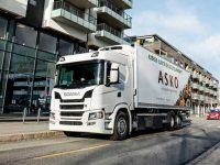Scania testa camiões eléctricos na Noruega