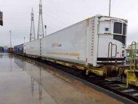 Transfesa lança comboio reefer para Inglaterra