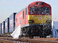 Ferrovia ganha terreno no China-Europa