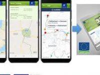 CE lança app sobre o tráfego nas fronteiras