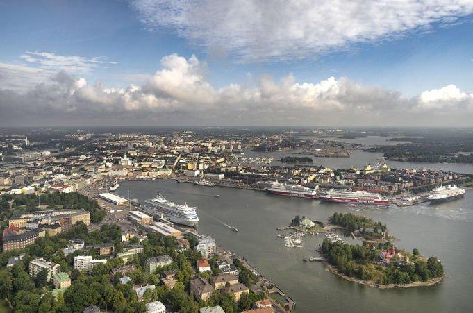 Porto de Helsínquia anuncia lay-off