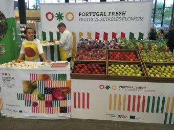 Frutas, legumes e flores exportam mais 10%