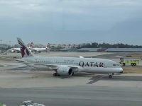 Qatar Airways prevê voltar a Lisboa em Julho