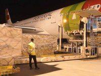 TAP transportará 500 ventiladores da China