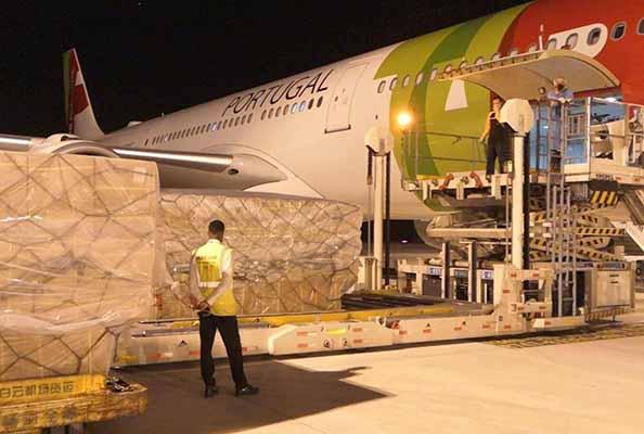 TAP realizará quatro voos à partida de Pequim