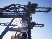 Suécia inaugurou porto de Norvik