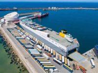 CLdN e Leixões estreiam ligação a Zeebrugge