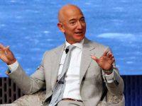 Jeff Bezos investe em transitário digital